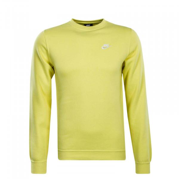 Nike Sweat NSW CRW Yellow