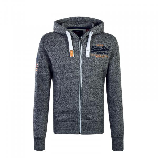 Superdry Sweatjkt Premium Goods Grey