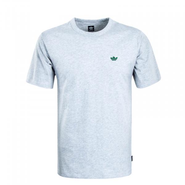 Herren T-Shirt Mini Shmoo Grey Green