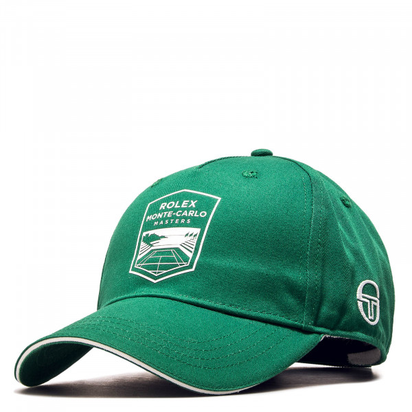 Basecap Cheda Green White