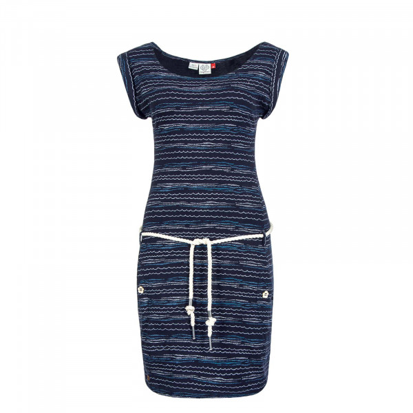 Kleid Dress Tag Sea Navy