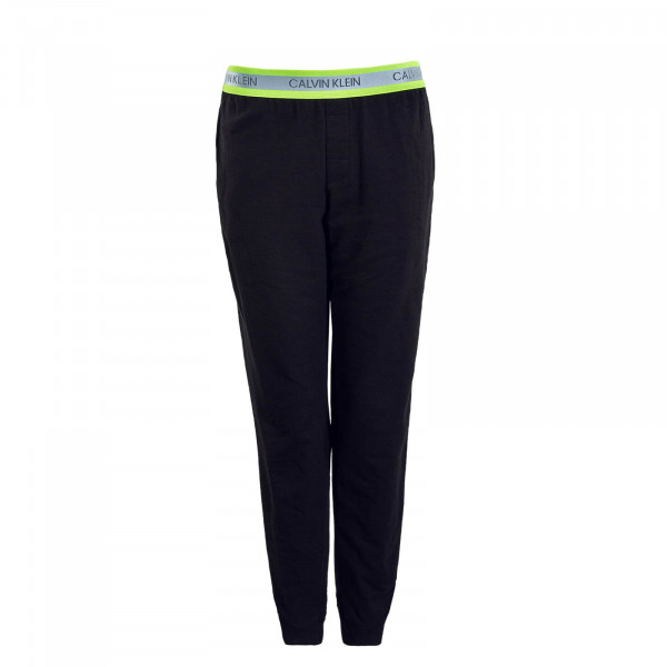Damen Joggingpant 6342 Black Neon