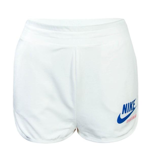 Nike Wmn Short NSW Archive Beige Pink