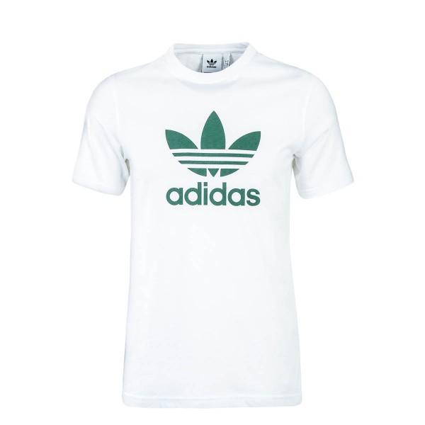 Adidas TS Trefoil  White Green