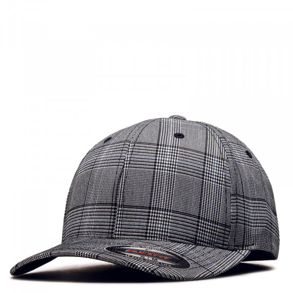 Cap Glen Check 6196 Black White