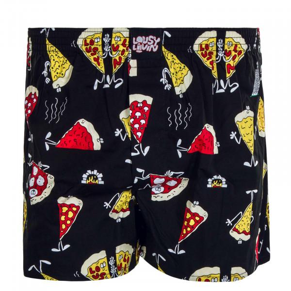 Boxershorts Pizza Black