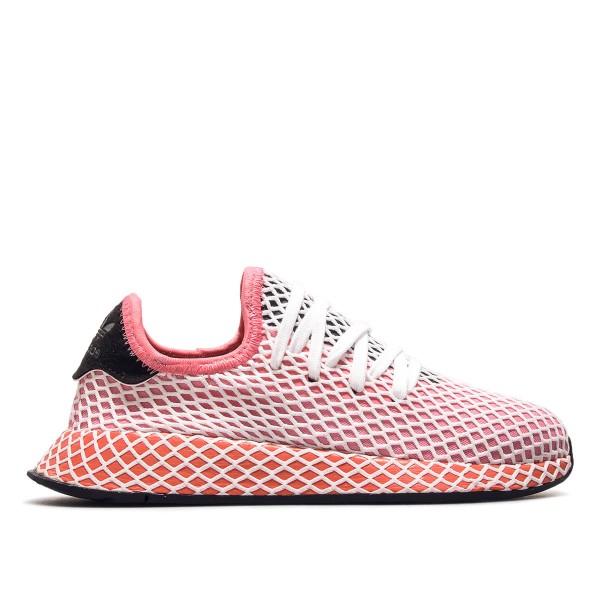 Adidas Wmn Deerupt Runner Pink White Red