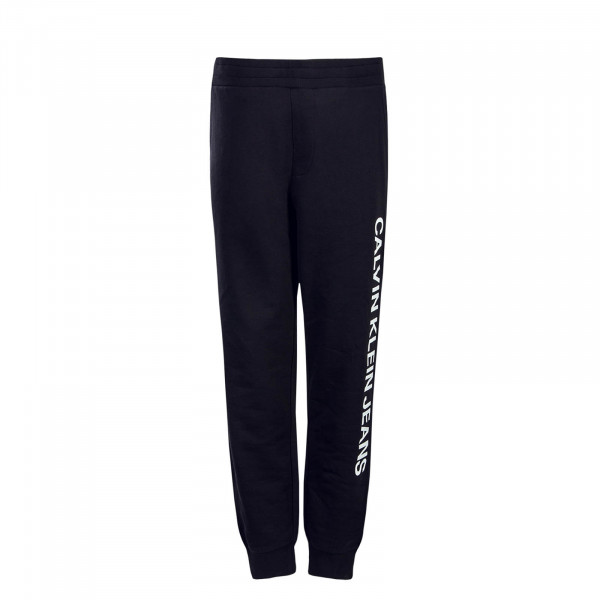 Herren Joggingpant Institutional Side Black