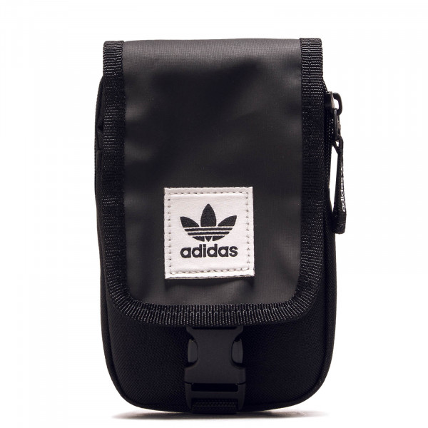 Mini Bag Map Black