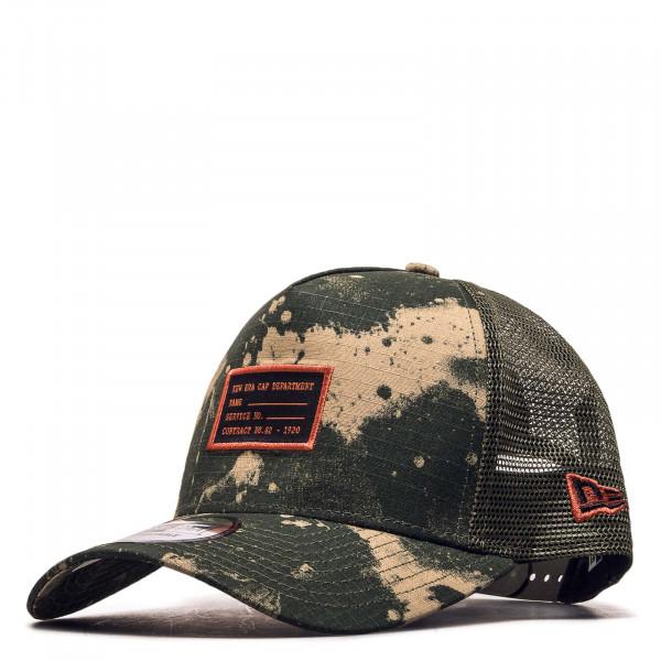 Cap Ripstop Camouflage AF Trucker XBR Olive