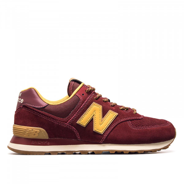New Balance ML574 OTC Bordo Yello