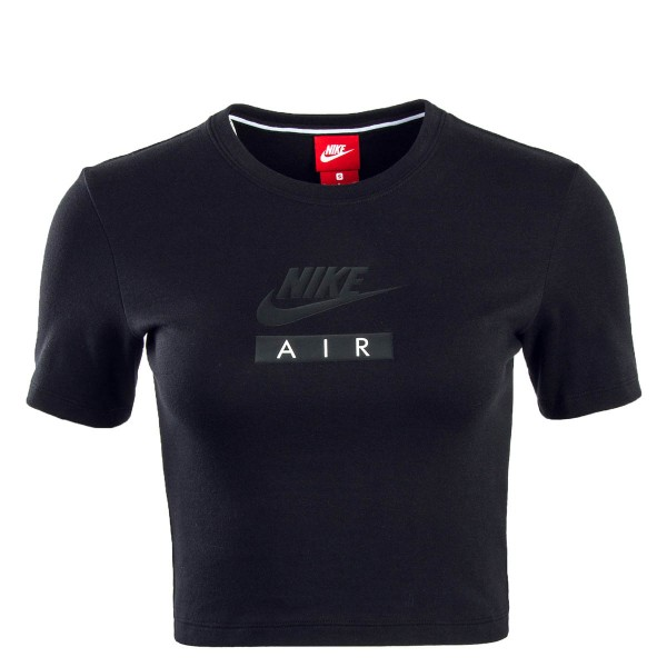 Nike Wmn Crop Top NSW Baby Air Black