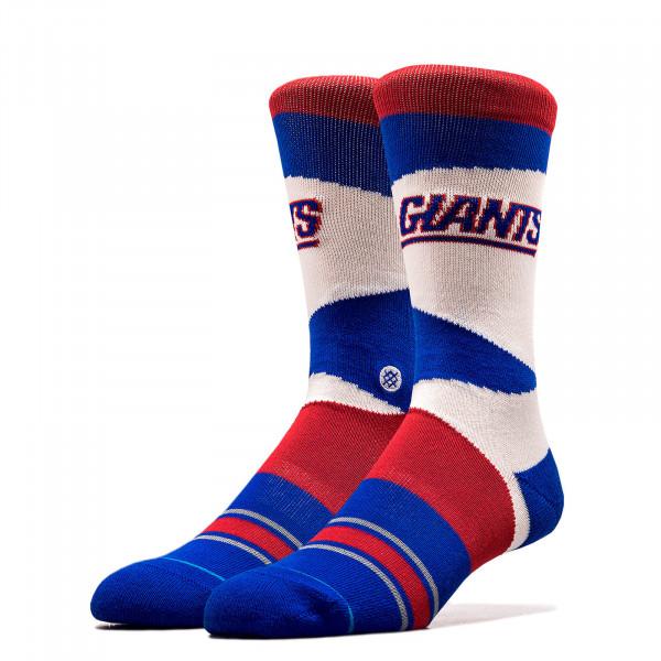 Unisex Socken NFL NY Giants Retro Redl White