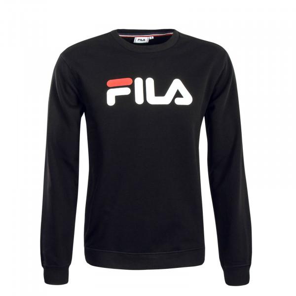Herren Sweatshirt Classic Pure Crew Black
