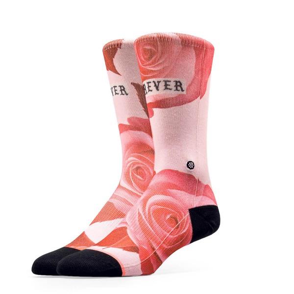 Stance Wmn Socks Dedication Tomboy Pink