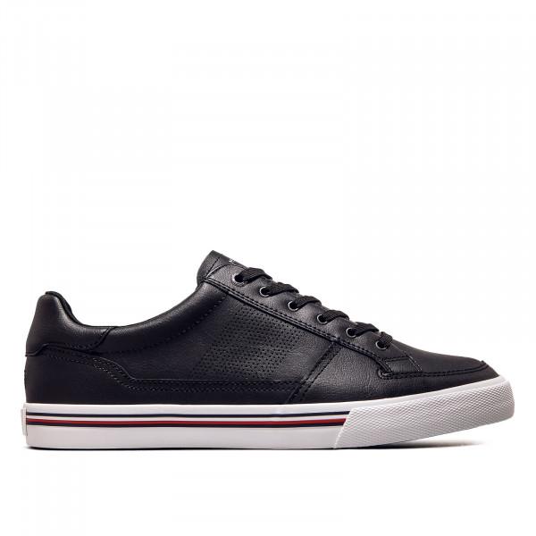 Herren Sneaker - Core Corporate Leather - Black