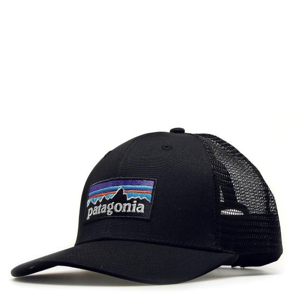 Patagonia Cap Logo Black