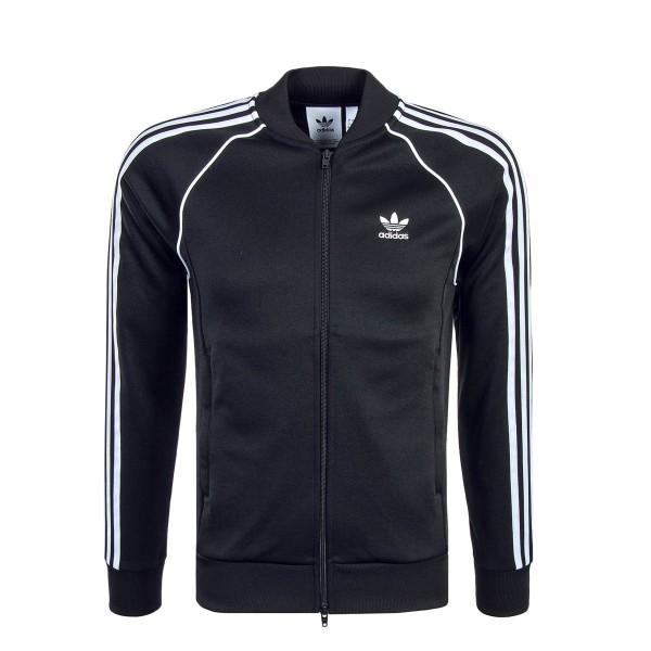 Adidas Trainingsjkt SST Black White