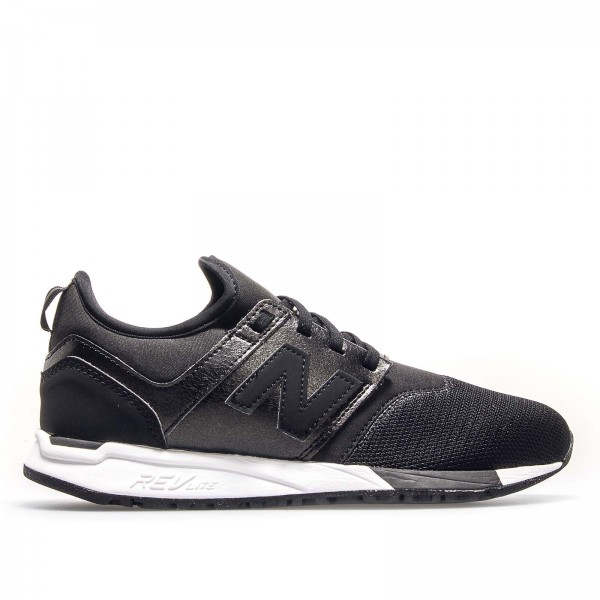 New Balance Wmn WRL 247 HL Black White