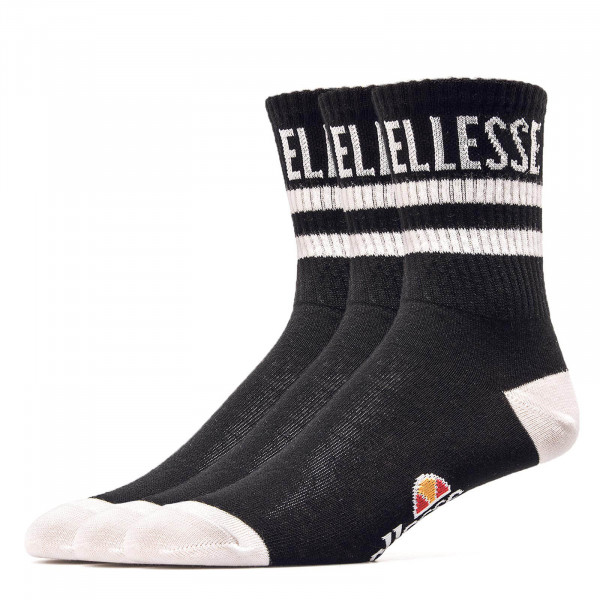 Ellesse Wmn Socks 2Pack Selina Black