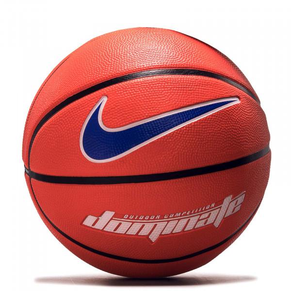 Basketball Dominate 8P Bright Crimson Black White
