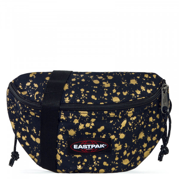 Hip Bag Springer Black Gold