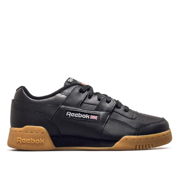 Reebok Workout Plus Black Brown