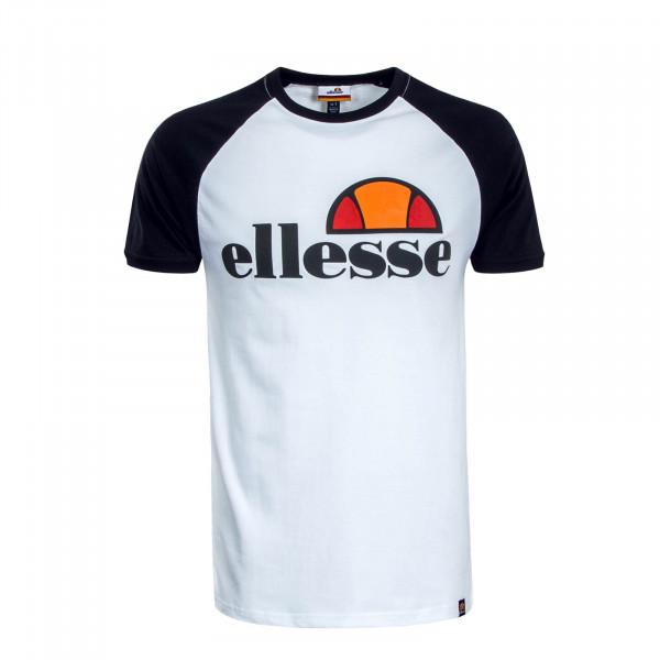 Herren T-Shirt Cassina White Black